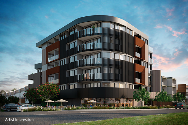 Essendon VIC Apartments